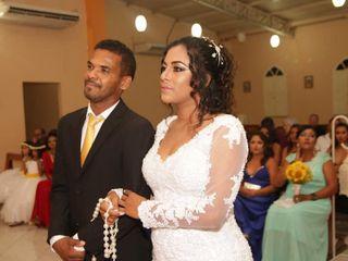 O casamento de Geyse e Renato