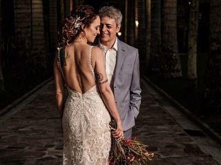 O casamento de Simone e Ricardo