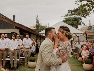 O casamento de Nicole e Eduardo
