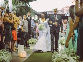 O casamento de Claudilaine  e Enderson 1