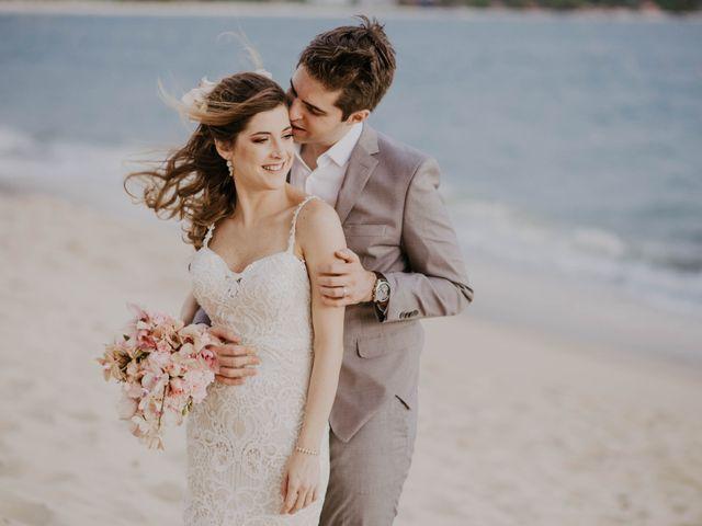 O casamento de Stephany e Felipe