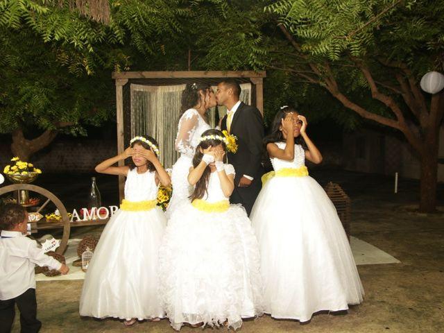 O casamento de Renato e Geyse em Balsas, Maranhão 10