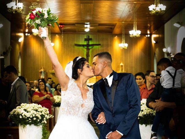 O casamento de Larissa e Alex
