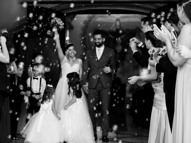 O casamento de Kelen e Vinícius