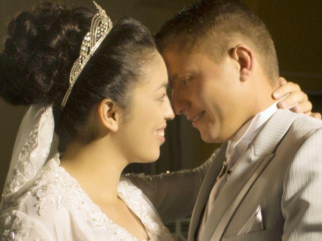 O casamento de Jéssica e Luis