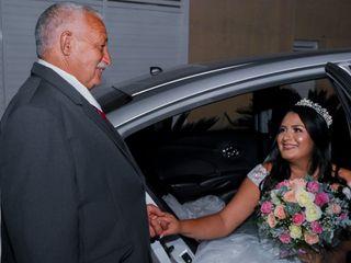 O casamento de Amanda e William 3
