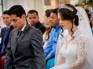O casamento de Gessica e Luiz Henrique