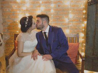 O casamento de Jaqueline e Daniel