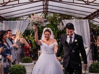 O casamento de Iza e Juliano