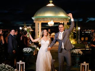 O casamento de Lisandra e Rafael