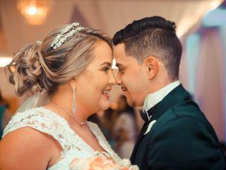 O casamento de Thayna e Moacir