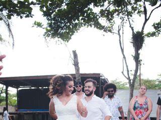 O casamento de Fernanda e Renan 1