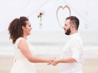 O casamento de Fernanda e Renan
