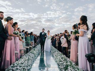 O casamento de Hanna e Vicente