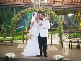 O casamento de Gabriela e Fellipe
