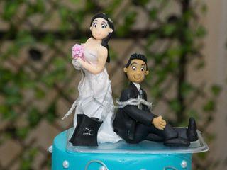 O casamento de Bruno e Larissa 1