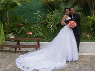 O casamento de Bruno e Larissa 3