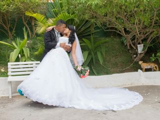 O casamento de Bruno e Larissa