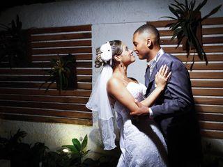 O casamento de Filipe e Glaucia