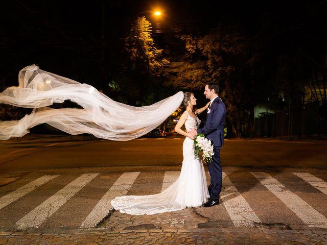 O casamento de Priscila e Ricardo