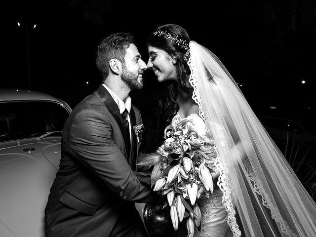 O casamento de Nahyara e Regis