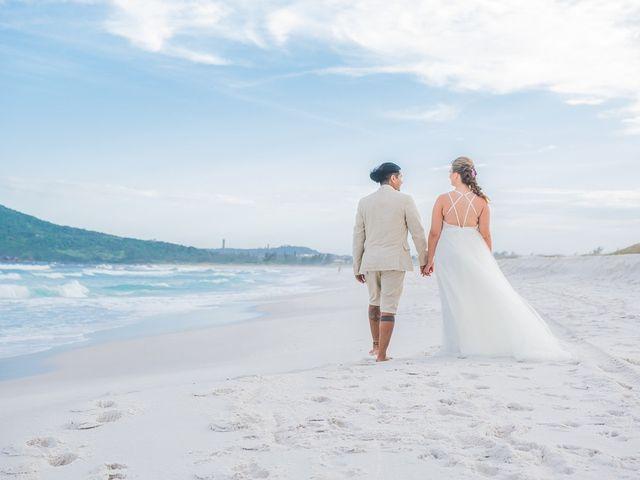 O casamento de Raquel e Nauber