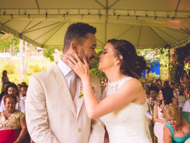 O casamento de Alex e Lorrany