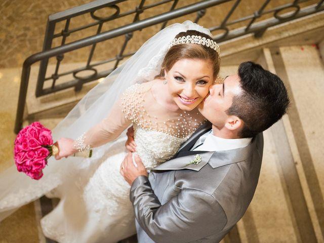 O casamento de Kamila e Nelson