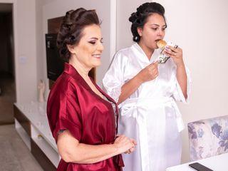 O casamento de Alessandra e Leandro 1