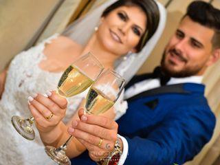 O casamento de Alauana e Ramon 1