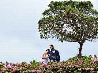 O casamento de Alauana e Ramon