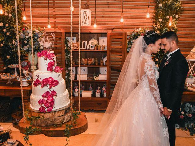 O casamento de Luana e Fagner em Rio de Janeiro, Rio de Janeiro 19