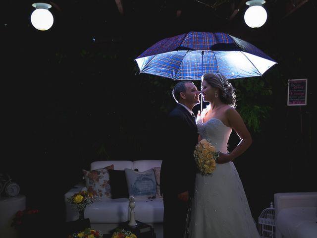 O casamento de Cristina e Marcos