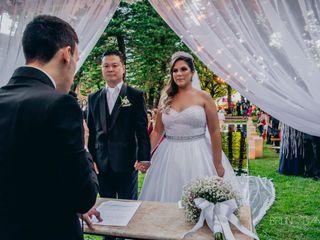 O casamento de Priscila e Otavio 1