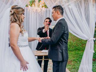O casamento de Priscila e Otavio 2