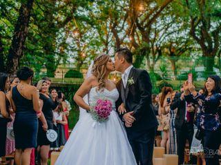 O casamento de Priscila e Otavio