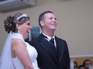 O casamento de Fabíola e Jerferson Júnior