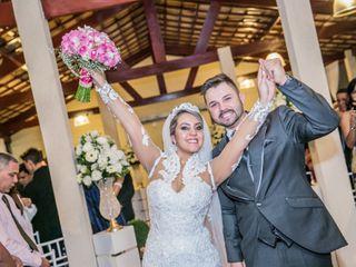 O casamento de Bruna e Dudi
