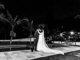 O casamento de Talita e Douglas