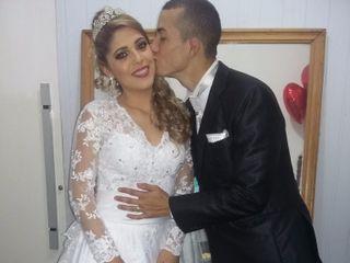 O casamento de Andréa e Winkler 1