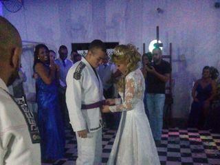 O casamento de Andréa e Winkler 2
