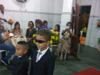 O casamento de Andréa e Winkler 3