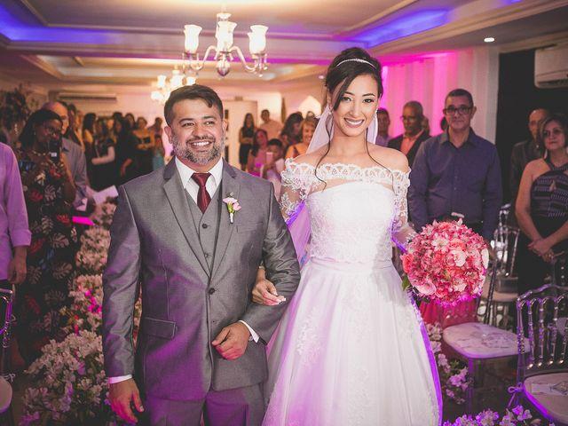 O casamento de ROSA e SAMIR