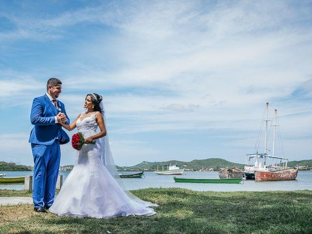 O casamento de Paloma e Wendell