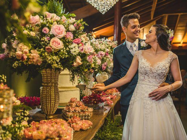 O casamento de Denise e Wesdras