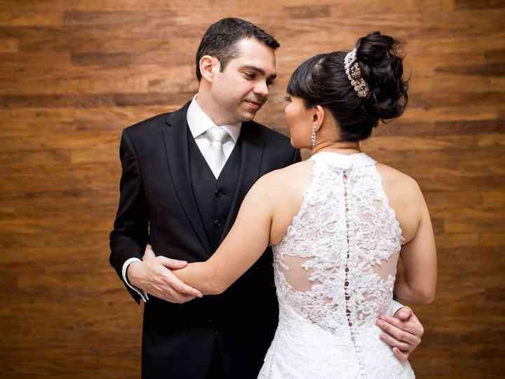 O casamento de Renata e Emanuel