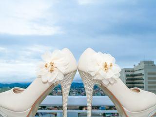 O casamento de Louhani e Valdecir 1