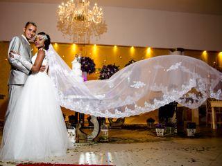 O casamento de Louhani e Valdecir