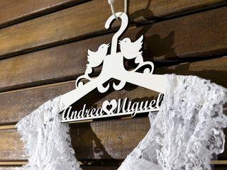 O casamento de Andrea e Miguel 2