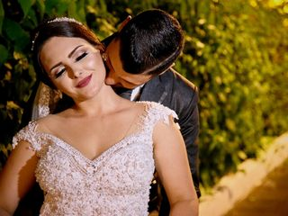 O casamento de Mayara e Roney